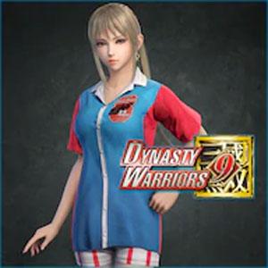 DYNASTY WARRIORS 9 Wang Yuanji Race Queen Costume