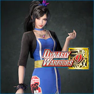 DYNASTY WARRIORS 9 Zhenji Race Queen Costume