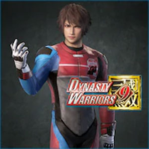 DYNASTY WARRIORS 9 Zhong Hui Racing Suit Costume