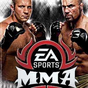 Buy EA Sports MMA PS3 Game Code Compare Prices