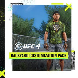 Buy EA SPORTS UFC 4 Backyard Customization Pack PS4 Compare Prices