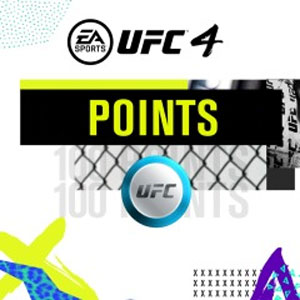 EA SPORTS UFC 4 Points