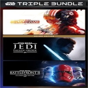 Buy EA STAR WARS TRIPLE BUNDLE Xbox One Compare Prices