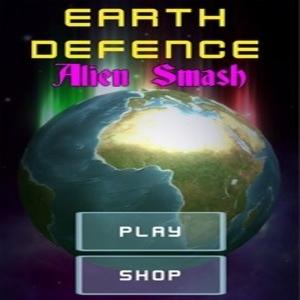 Earth defence Alien smash