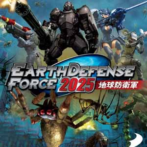 Buy Earth Defense Force 2025 PS3 Game Code Compare Prices