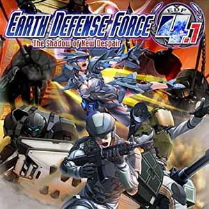 Buy Earth Defense Force 4.1 The Shadow of New Despair CD Key Compare Prices
