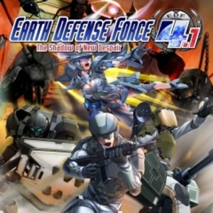 Buy Earth Defense Force 4.1 Gigantus Tank Bullet Girls Marking PS4 Compare Prices