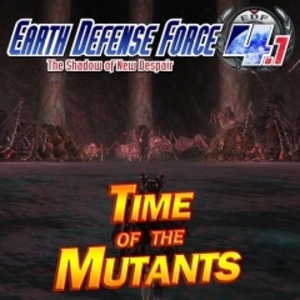 Earth Defense Force 4.1 Mission Pack 1 Time of the Mutants