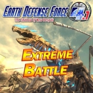 Earth Defense Force 4.1 Mission Pack 2 Extreme Battle