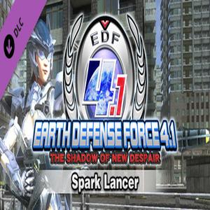 EARTH DEFENSE FORCE 4.1 Spark Lancer