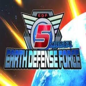 EARTH DEFENSE FORCE 5 Blacker 5