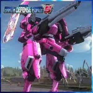 EARTH DEFENSE FORCE 5 Powered Exoskeleton Nix Phantasia Shield