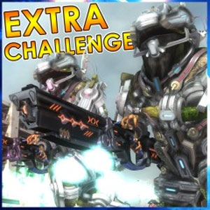 EARTH DEFENSE FORCE 5 Mission Pack 1 Extra Challenge