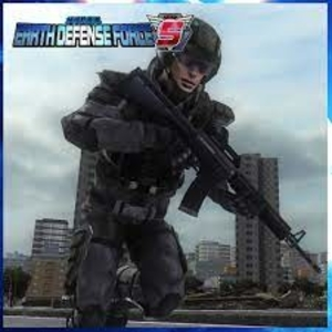EARTH DEFENSE FORCE 5 Probe Type S