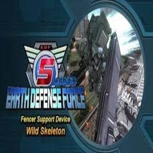 EARTH DEFENSE FORCE 5 Wild Exoskeleton