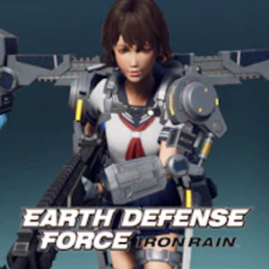 EARTH DEFENSE FORCE IRON RAIN Creation parts Naval Uniform