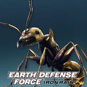 EARTH DEFENSE FORCE IRON RAIN DLC Mission Golden Storm