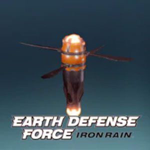 EARTH DEFENSE FORCE IRON RAIN Item PR-Shaman