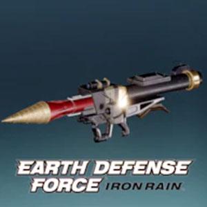 EARTH DEFENSE FORCE IRON RAIN Weapon FX-Trailblazer