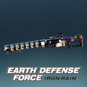 EARTH DEFENSE FORCE IRON RAIN Weapon PT-Pythagoras