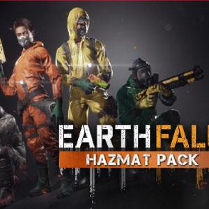 Earthfall Hazmat Pack
