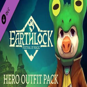 EARTHLOCK Festival of Magic Hero Outfit Pack