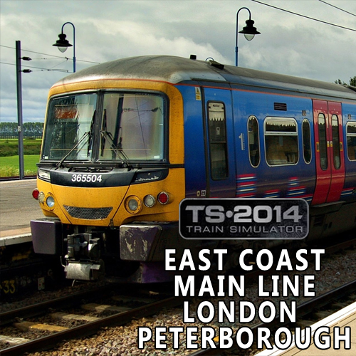 Buy Train Simulator East Coast Main Line London Peterborough CD Key Compare Prices