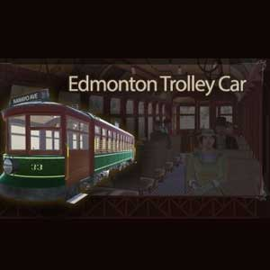 Edmonton Trolley Car