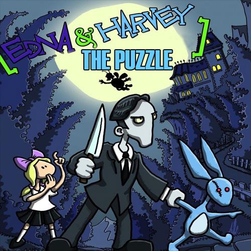 Edna & Harvey The Puzzle
