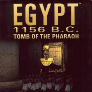 Egypt 1156 BC Tomb of the Pharaoh