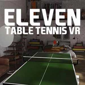 Buy Eleven Table Tennis VR CD Key Compare Prices