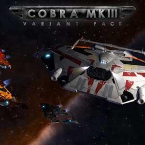 Elite Dangerous Cobra MK 3 Variant Pack
