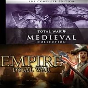 Empire And Medieval Total War Collections