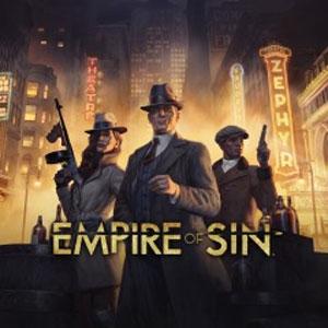Buy Empire of Sin Xbox Series X Compare Prices