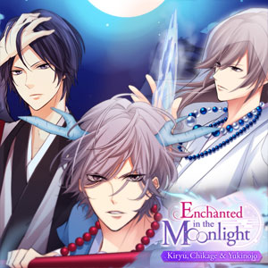 Enchanted in the Moonlight Kiryu, Chikage and Yukinojo