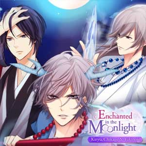 Enchanted in the Moonlight Kiryu, Chikage & Yukinojo Fated Romance Love in the Time of Blogging
