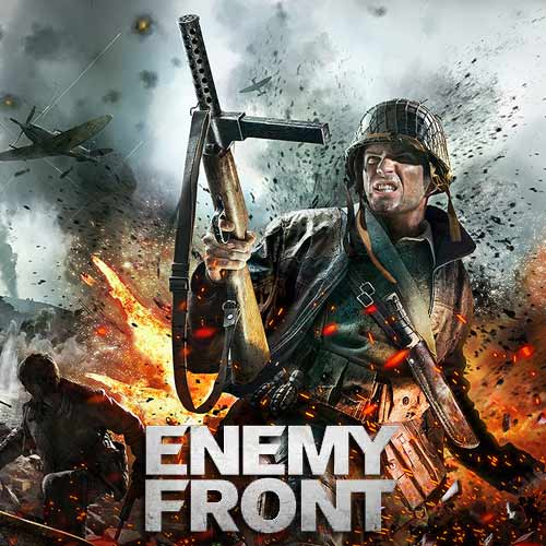 Buy Enemy Front PS3 Game Code Compare Prices