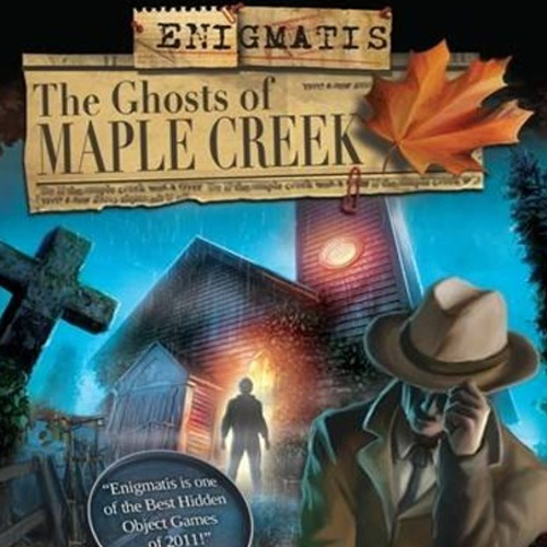 Buy Enigmatis The Ghosts of Maple Creek CD Key Compare Prices