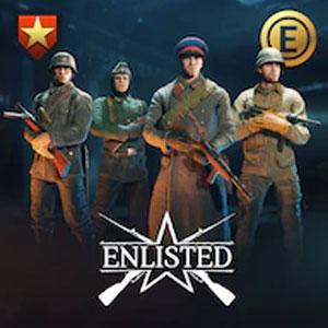 Enlisted Starter Bundle