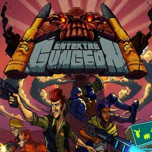 Enter the Gungeon Cobalt Hammer
