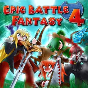 Buy Epic Battle Fantasy 4 CD Key Compare Prices