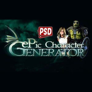 Buy ePic Character Generator Psd Exporter CD Key Compare Prices