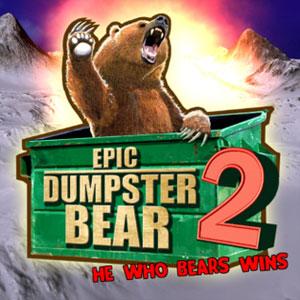 Epic Dumpster Bear 2 He Who Bears Wins