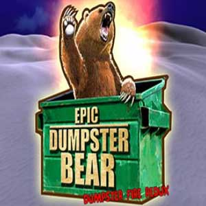 Buy Epic Dumpster Bear Dumpster Fire Redux CD Key Compare Prices