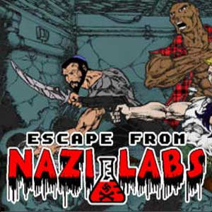 Escape From Nazi Labs
