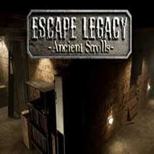 Buy Escape Legacy Ancient Scrolls CD Key Compare Prices