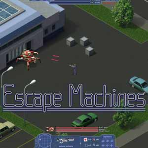 Buy Escape Machines CD Key Compare Prices