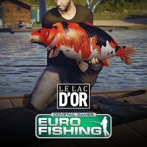 Euro Fishing Le Lac dor