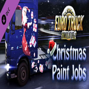 Euro Truck Simulator 2 Christmas Paint Jobs Pack