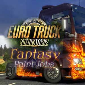 Buy Euro Truck Simulator 2 Fantasy Paint Jobs Pack CD Key Compare Prices